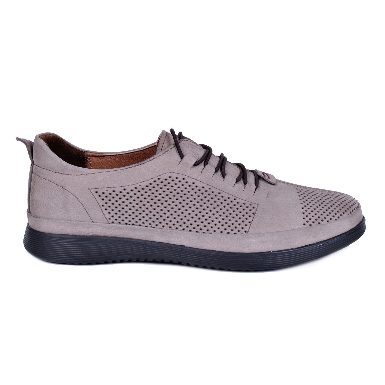 Marcomen 18195 Vizon Erkek Deri Ayakkabı