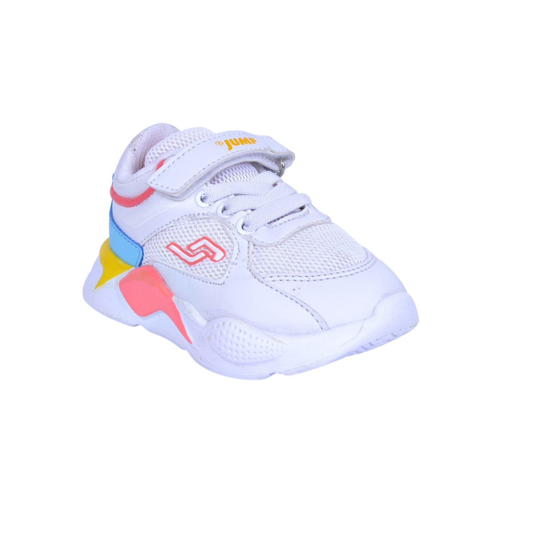 Jump 24931 Beyaz Çocuk Spor Ayakkabı