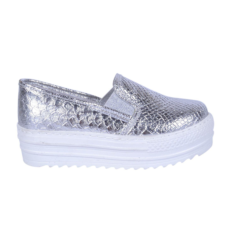 Gri Çocuk Ayakkabı 521016
