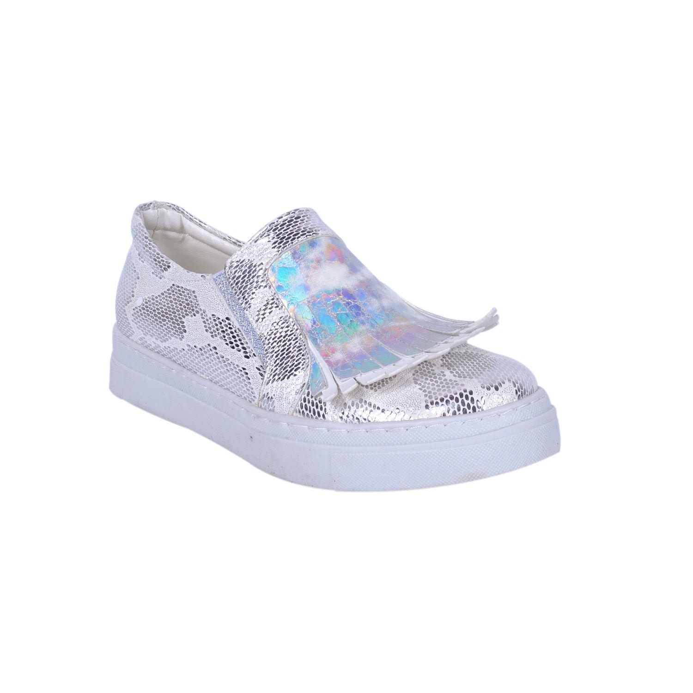 Gri Çocuk Günlük Ayakkabı 39105