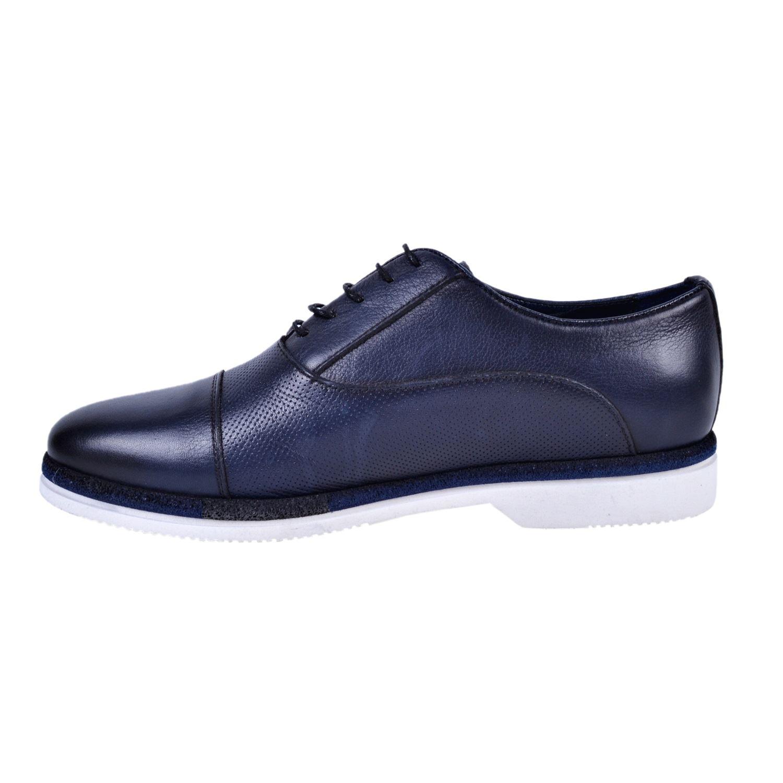 Marcomen 18093 Lacivert Erkek Deri Ayakkabı