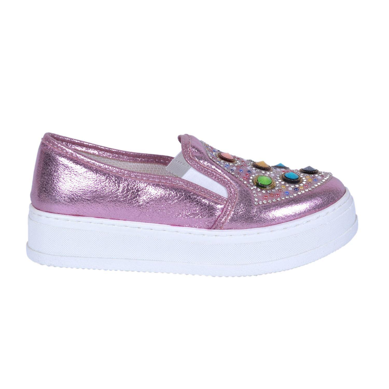 Pembe Çocuk Ayakkabı 676116