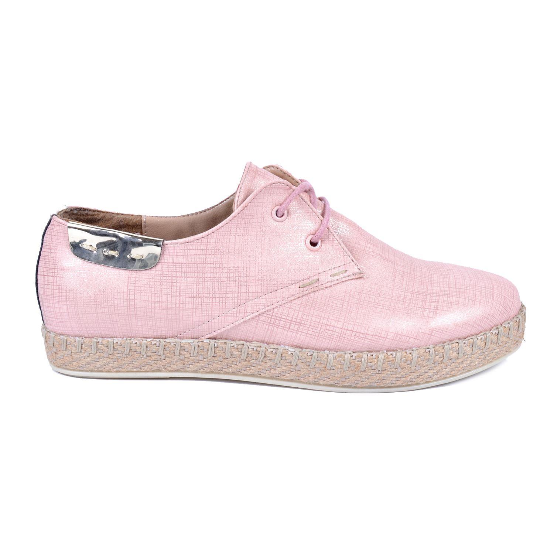Pembe Kadın Ayakkabı 0701020