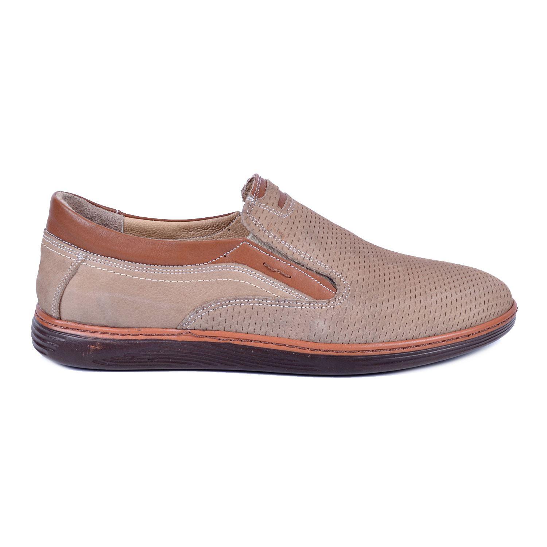 Bej Erkek Deri Ayakkabı 622