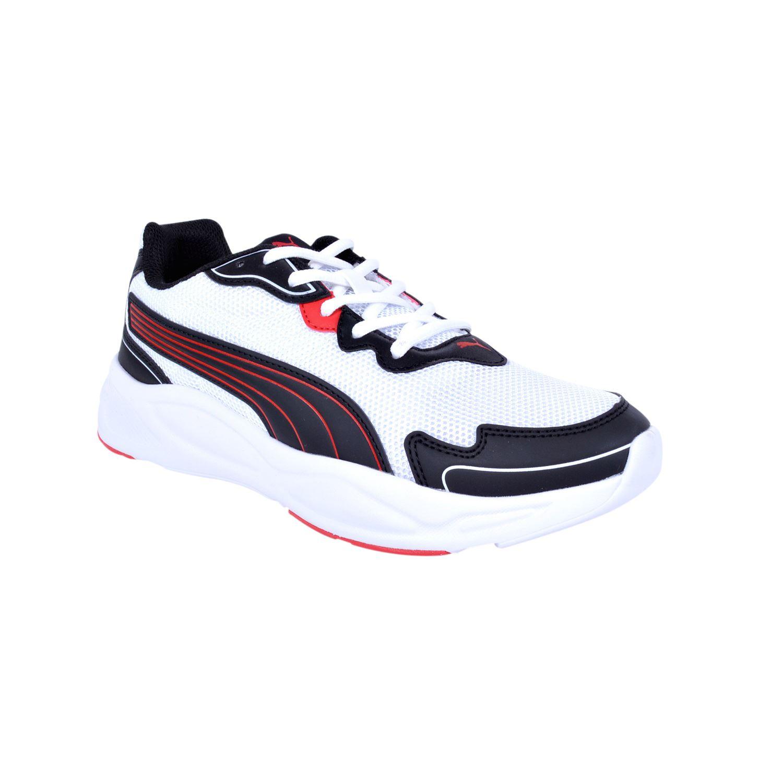 Puma 382958-05 Beyaz Erkek Spor Ayakkabı
