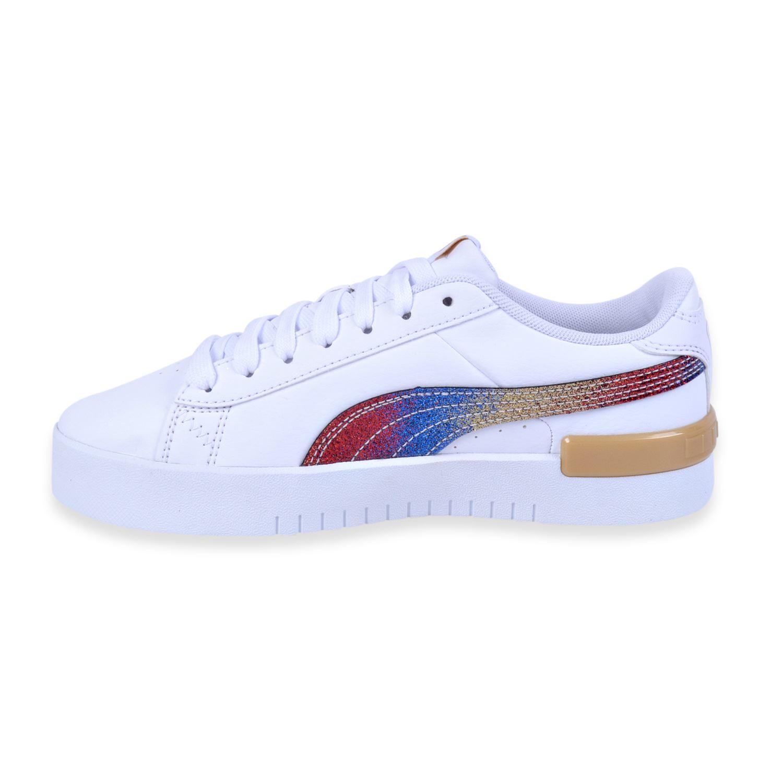 Puma 382574-01 Beyaz Kadın Spor Ayakkabı