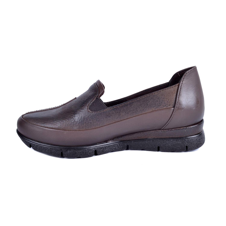 Mammamia D21KA-3150 Kahve Kadın Deri Ayakkabı