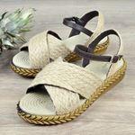 Kadın Hasır Sandalet