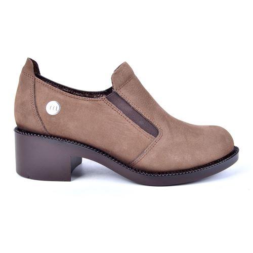 Mammamia D21KA-250 Kahve Kadın Deri Ayakkabı