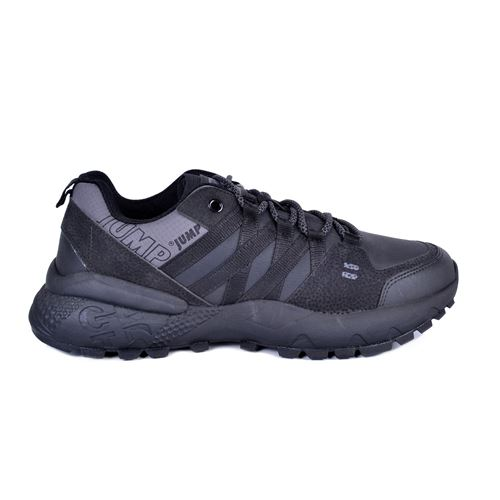Jump 25676 Siyah Erkek Spor Ayakkabı